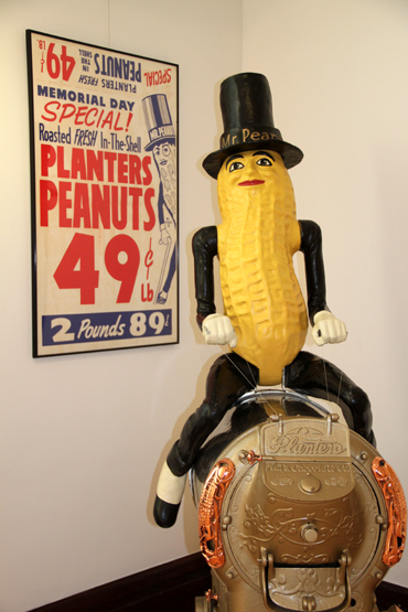 Mr Peanut Collectors Club